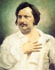 Author photo. From <a href=&quot;http://en.wikipedia.org/wiki/Image:HBalzac.jpg&quot;>Wikimedia Commons</a>