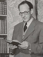 Author photo. Clifford Musgrave (1904–1982)