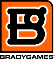 Author photo. BradyGames logo