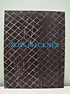 Ross Bleckner by Ross Bleckner