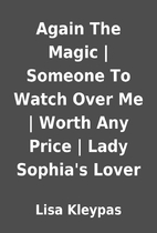 Again The Magic | Someone To Watch Over Me |…