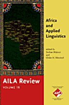 Africa and applied linguistics (AILA Review…