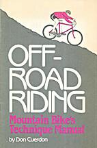 OFF-ROAD RIDING Mountain Bike's…