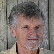Author photo. Erich Eipert, author