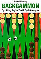 Backgammon by Svend Novrup