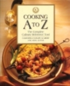 Cooking A to Z by Jane Horn
