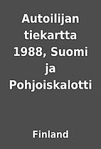 Autoilijan tiekartta 1988, Suomi ja…