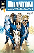 Quantum and Woody #1 by James Asmus