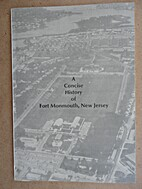 A Concise History of Fort Monmouth, New…