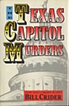 Texas Capitol Murders by Bill Crider