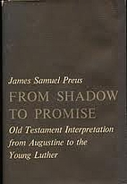 From Shadow to Promise: Old Testament…