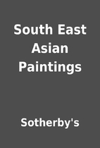 South East Asian Paintings by Sotherby's