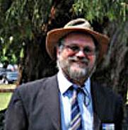 Author photo. Kevin Balkwill