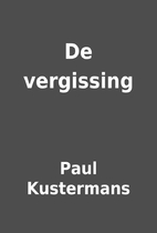 De vergissing by Paul Kustermans