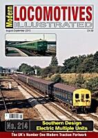 Modern Locomotives Illustrated No. 214:…