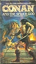 Conan and the Spider God by L. Sprague De…