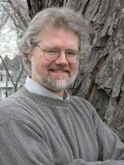 Author photo. Scott Gustafson