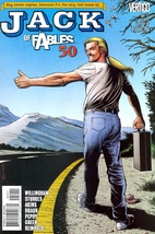 Jack of Fables #50 by Bill Willingham