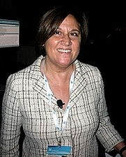 Author photo. <a href=&quot;http://it.wikipedia.org/wiki/Lucia_Annunziata&quot; rel=&quot;nofollow&quot; target=&quot;_top&quot;>http://it.wikipedia.org/wiki/Lucia_Annunziata</a>