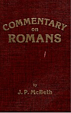 Exegetical and practical commentary on the…