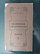 Calendrier pataphysique perpétuel by…