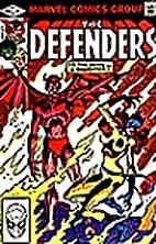 Defenders (1972) #111 by J.M. DeMatteis