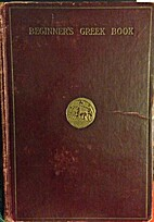 Beginner's Greek book by Allen Rogers Benner