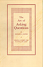Art of Asking Questions (Studies in Public…