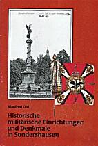 Historische militärische Einrichtungen und…