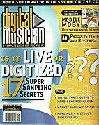 Digital Musician : A Complete Guide for Mac…