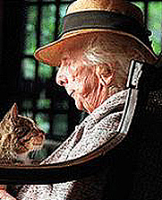 Author photo. Marjorie Stoneman Douglas from Friends of the Everglades