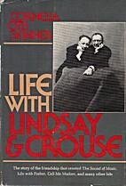 Life with Lindsay & Crouse by Cornelia Otis…