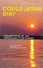 Could Jesus Sin? by Gene A. Youngblood