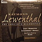 Raymond Lewenthal: The Concerto Recordings…
