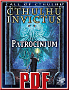 Patronicium by Chad Bowser