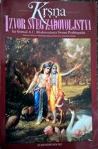 Krsna, Izvor sveg zadovoljsrva by Swami…