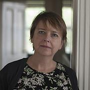Author photo. Helen Falconer