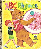 ABC Rhymes (Little Golden Book) by Carl…