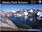 Alaska Park Science [Vol 1, issue 1]:…