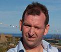 "Author photo. Ken McNab, author of ""The Beatles in Scotland"""