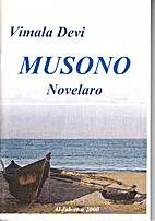 Musono: novelaro by Vimala Devi