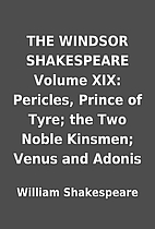 THE WINDSOR SHAKESPEARE Volume XIX:…
