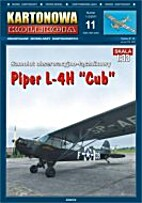 Piper L-4H Cub by Paweł Mistewicz