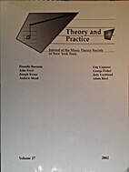 Theory and Practice, Vol. 27 by Mark…