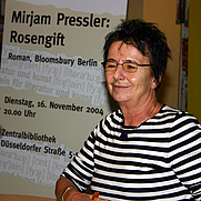 Author photo. Mirjam Pressler