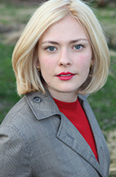 Author photo. Susannah Cahalan