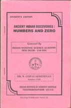 Ancient Indian Discoveries : Numbers and…