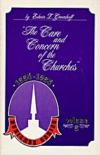 The Care and Concern of the Churches Volume…