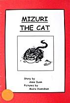 Mizuri the cat by N. Dunnan