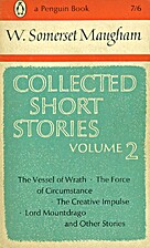 Collected Short Stories, volume 2 by W.…